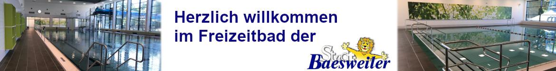 Freizeitbad - Stadt Baesweiler