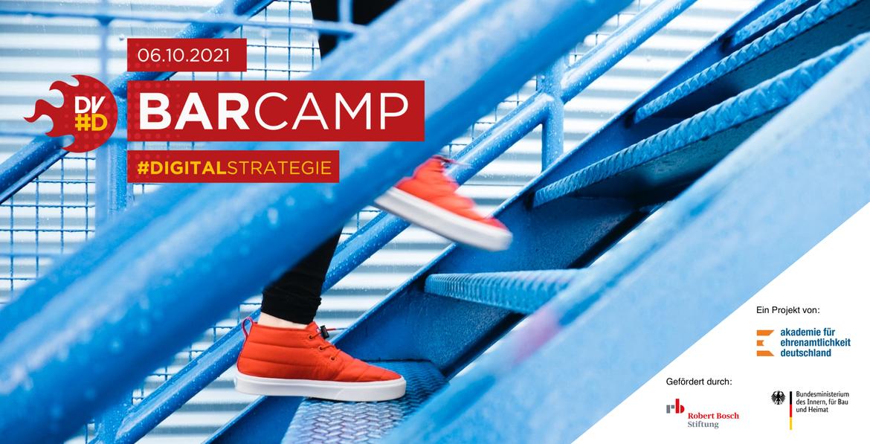 Barcamp #DigitalStrategie. Digital denken, digital handeln.