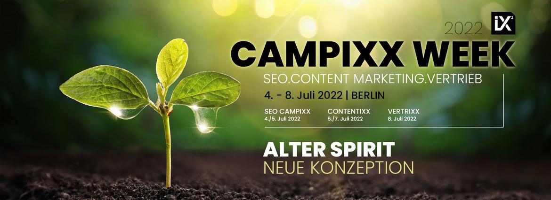 CAMPIXX WEEK 2022