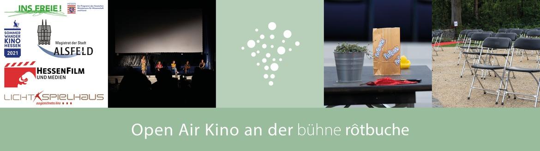 bühne rôtbuche   Open-Air-Kino   Alsfelds Wunschfilm