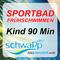 Frühschwimmen Sportbad Kind