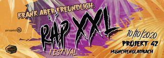 rÄp XXL Festival: LORD FOLTER, PRESSLUFTHANNA uvm. (EARLY-BIRD / CORONA SUPPORT TICKET)