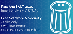 Pass the SALT 2020