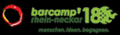 Barcamp Rhein-Neckar + WikiDACH 2018