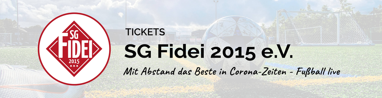 Fußball | Herren | SG Fidei 2015 e.V.