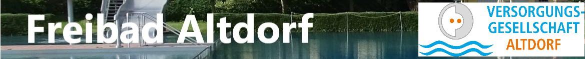Freibad Altdorf