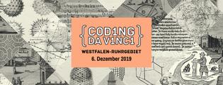 Preisverleihung Coding da Vinci Kultur-Hackathon Westfalen