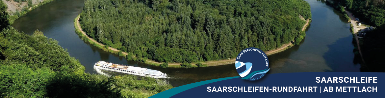 Saarschleifen-Rundfahrt | ab Mettlach
