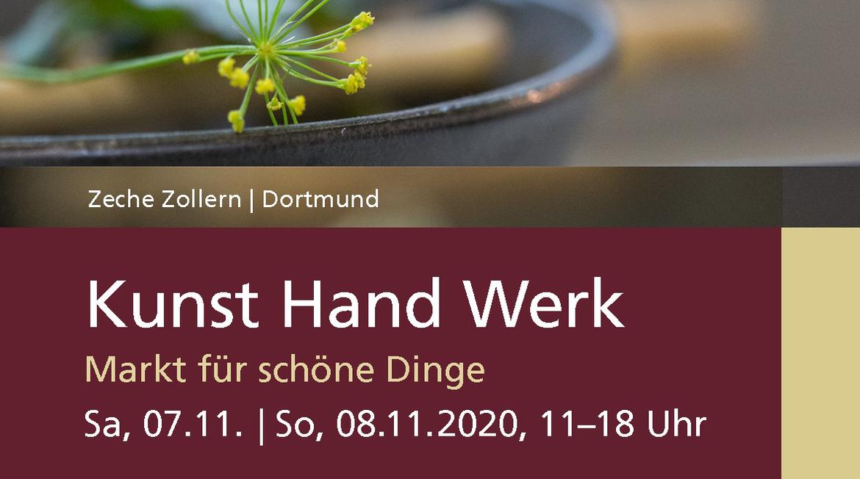 Kunst Hand Werk – Markt für schöne Dinge