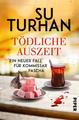 Buchpremiere: Tödliche Auszeit - Su Turhan