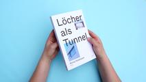 """Buchpräsentation """"Löcher als Tunnel"""""""