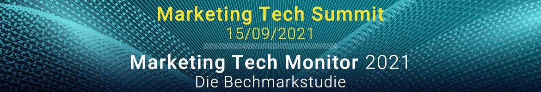 Marketing Tech Summit / Monitor 2021