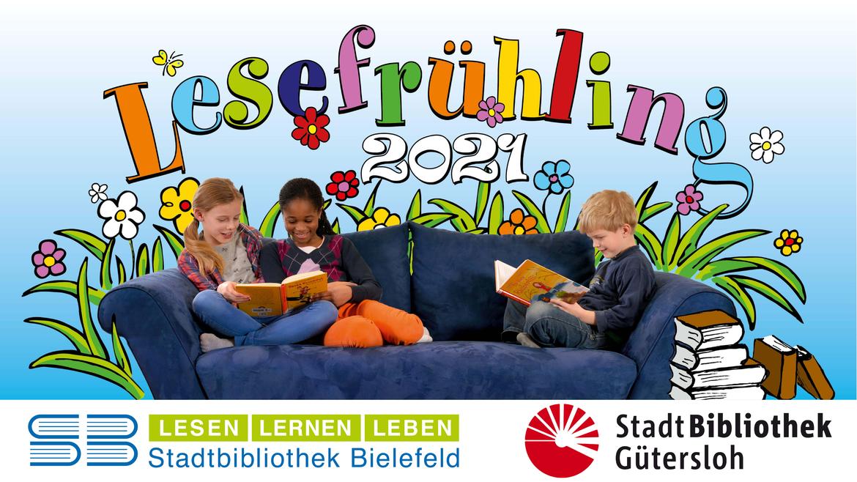 Lesefrühling 2021 - Silke Schlichtmann: »Mattis und das klebende Klassenzimmer« Livestream