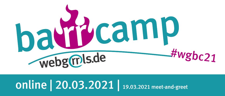 webgrrls Barcamp 21