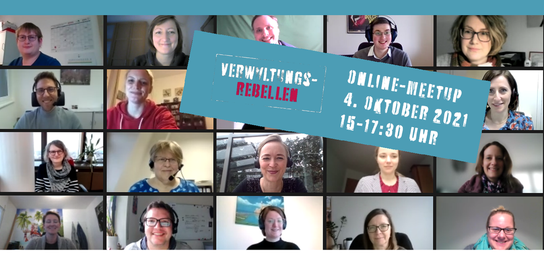 Regionales Verwaltungsrebellen-Meetup