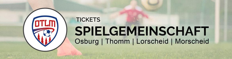 Fußball | Herren | SG Osburg/Thomm/Lorscheid/Morscheid