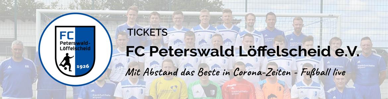 Fußball | Herren | FC Peterswald-Löffelscheid