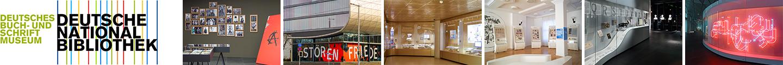 Ausstellungen des Deutschen Buch- und Schriftmuseums und des Deutschen Musikarchivs