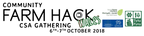 Community Farm Hack Wales 2018