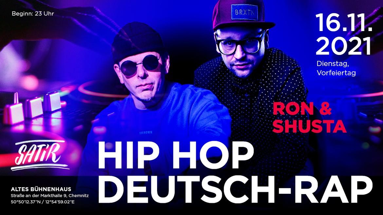 Hip Hop - Ron & Shusta