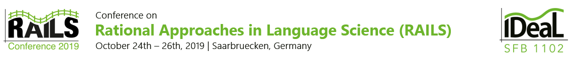 Conference on Rational Approaches in Language Science (RAILS)