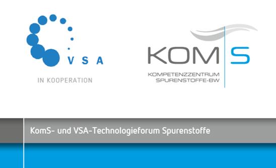 10. KomS- und VSA-Technologieforum Spurenstoffe