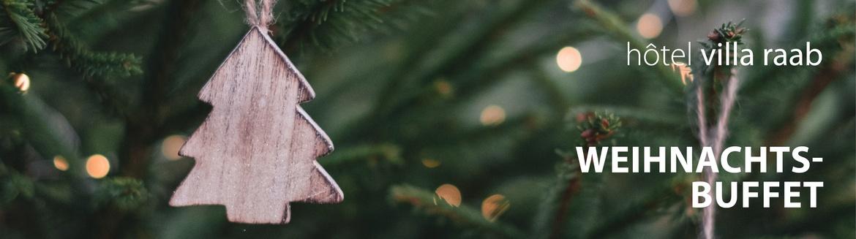 Weihnachtsbuffet | tante mathilde