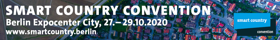Smart Country Convention 2020