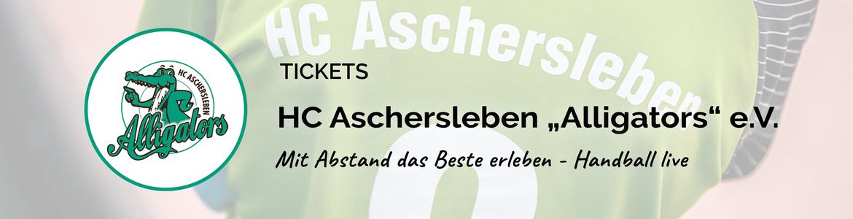 """HC Aschersleben """"Alligators"""" e. V."""