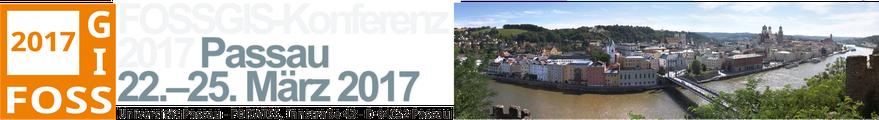 FOSSGIS-Konferenz 2017