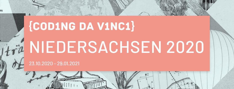 Coding da Vinci Niedersachsen 2020 - Kick-Off