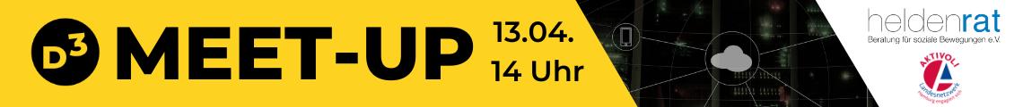 D3 Meet-up Hamburg