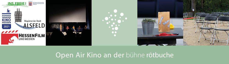 "bühne rôtbuche   Open-Air-Kino   ""Die Wolf-Gäng"" 2021"