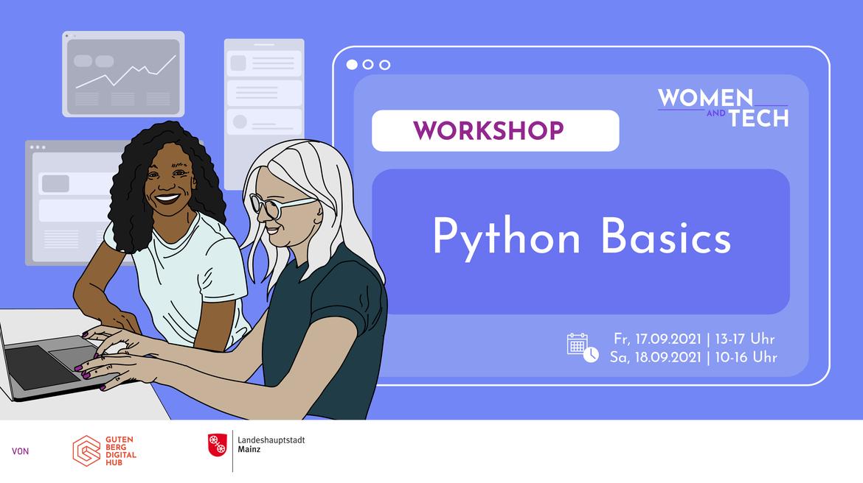 Python Basics / Grundlagen der Programmierung