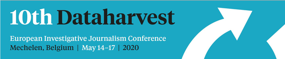 Dataharvest - The European Investigative Journalism Conference 2020
