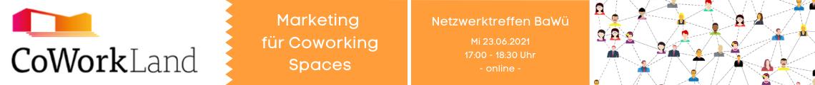 CWL BW - Marketing für Coworking Spaces
