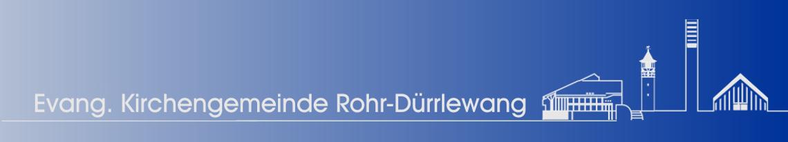 Evang. Kirchengemeinde Rohr-Dürrlewang