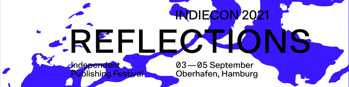 Indiecon Independent Publishing Festival 2021 - Visitor's Pass