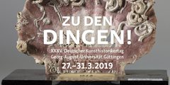 XXXV. Deutscher Kunsthistorikertag 2019