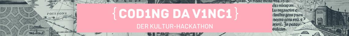 Coding da Vinci - Informationen für Datengeber