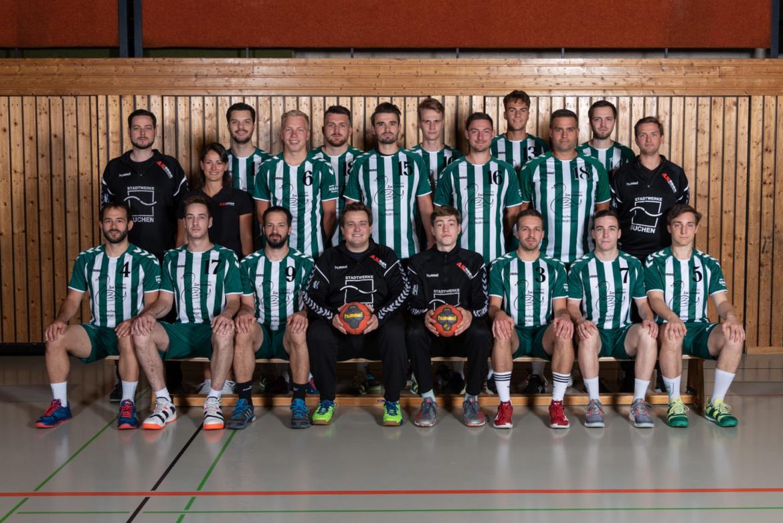 TSV Buchen - TV Bammental