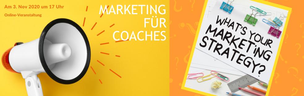 Marketing für Coaches