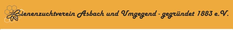 Bienenzuchtverein Asbach und Umgegend – gegründet 1883 e. V.