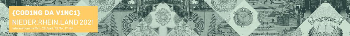 Informationstreffen zum Coding da Vinci Hackathon 2021