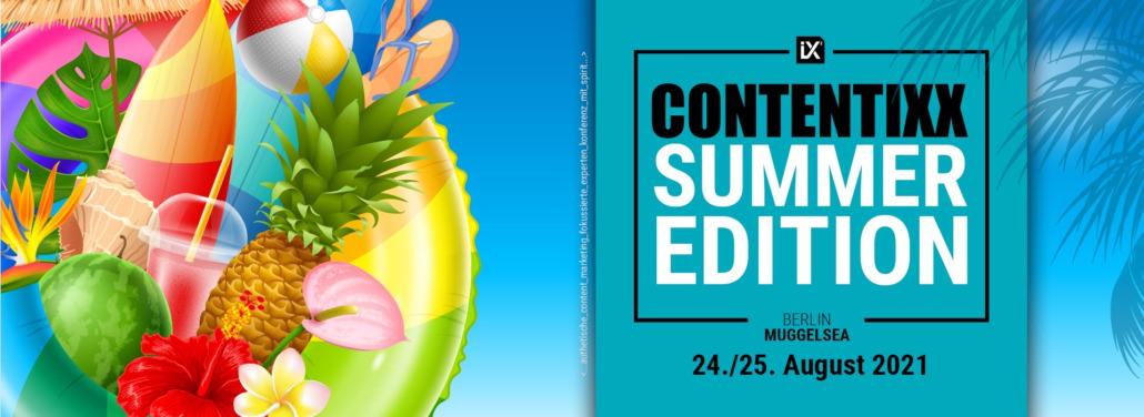 Contentixx Summer Edition 2021