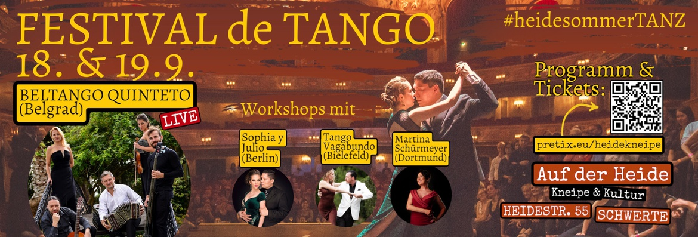 💃🏽 Festival de Tango • #heidesommerTANZ