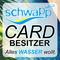 schwappCard Besitzer (Sauna)