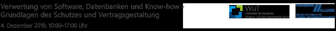 Verwertung von Software, Datenbanken und Know-how - Grundlagen des Schutzes und Vertragsgestaltung