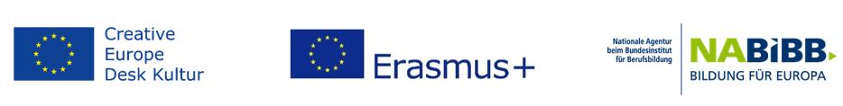 """Online-Seminar: Coronabedingte Sonderförderung """"Kreativität und Kultur"""" in Erasmus+ Erwachsenenbildung"""