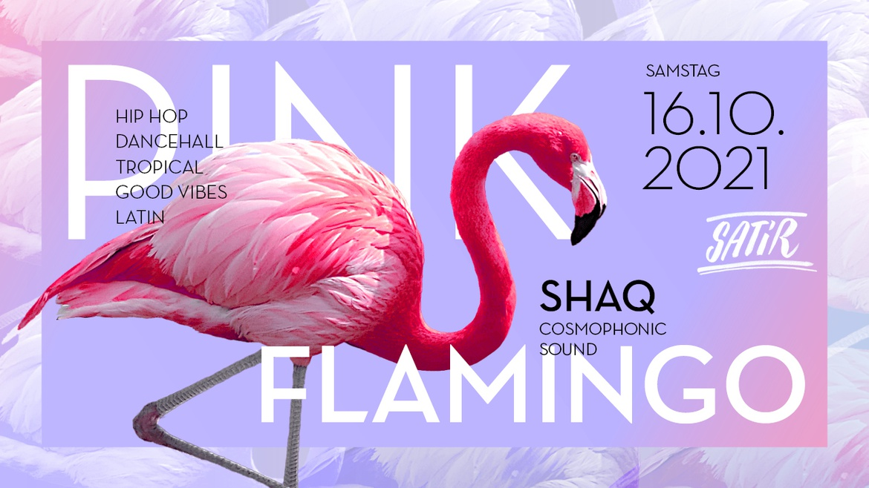 Pink Flamingo (satir)